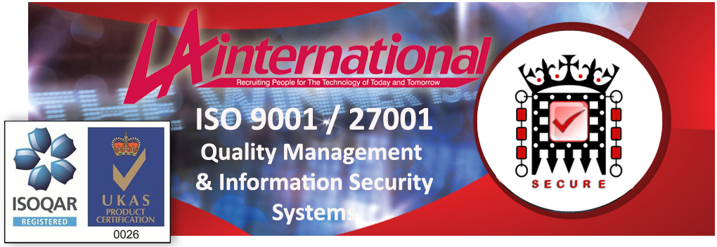 ISO Security & Quality Management Systems